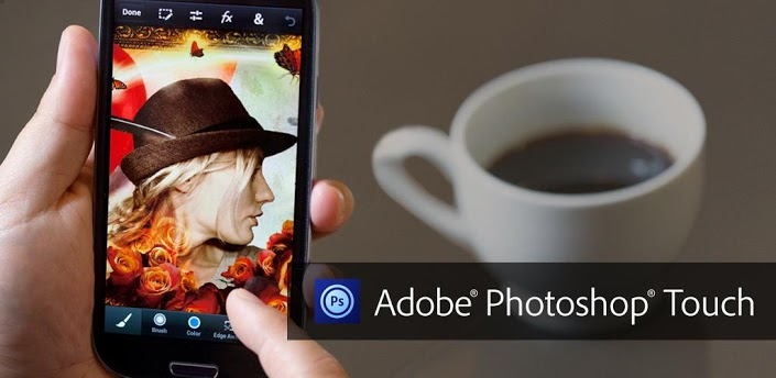 Photoshop Touch for phone v1 7 7 PREMIUM APK here ! | e-trick
